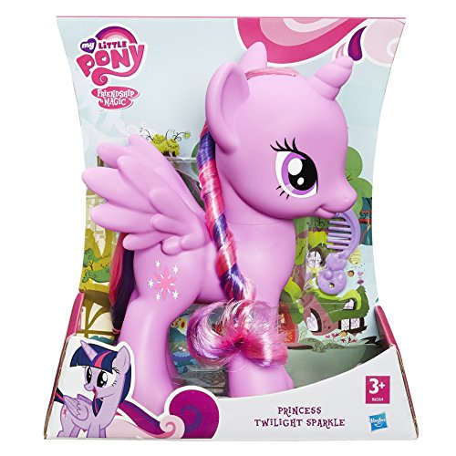 My Little Pony Princess Twilight Sparkle Mein Kleines Pony (Monster Noir Kitty High)