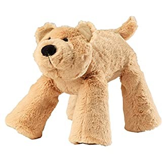 House of Paws Big Paws Bear Dog Toy 10