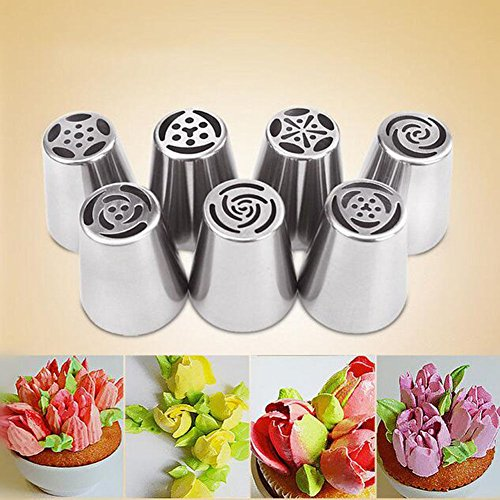 interestingr-7pcs-russian-tulip-icing-piping-nozzles-cake-decoration-decor-tips-cooking