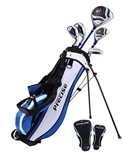 aa02a1db52880 Precise Distinctive Right Handed Junior Golf Club Set for Age 9 to 12  (Height 4 4