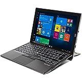'Wortmann AG Terra PAD 1270128GB 4G Black Tablet–Tablets (30.5cm (12), 2160X 1440Pixel, 128GB, 4GB, Windows 10Pro, Black)