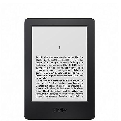 Liseuse Kindle, écran tactile 6