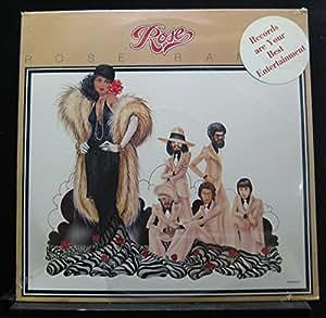 ROSE BANKS LP, ROSE (US ISSUE EX/EX VINYL)