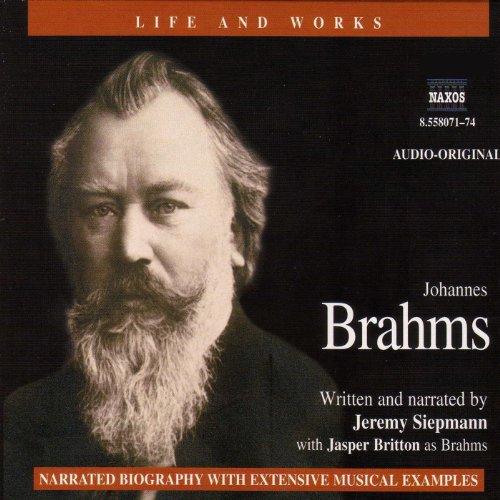 Life & Works - Johannes Brahms  Audiolibri