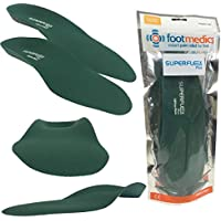 XS (Größe: 2,5–4UK) talarmade Footmedics One Paar Superflex Plus Fuß Schmerzen Kissen Komfort Schmerzlinderung... preisvergleich bei billige-tabletten.eu