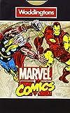 Waddingtons Marvel Retro Comics Playing Cards