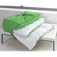 Sabanalia - Edredón nórdico, fibra 300 g Xtreme (varios tamaños disponibles), cama de 150 cm - 240 x 220 cm