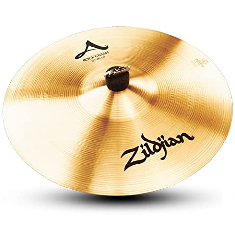 Zildjian - Cymbales crash AVEDIS 16'' ROCK CRASH
