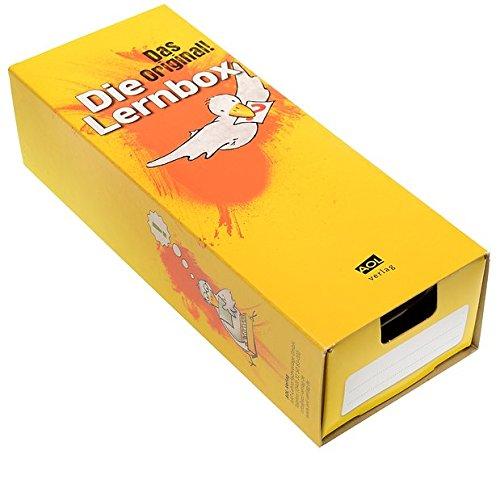 Die kleine Lernbox (DIN A8) - der Klassiker