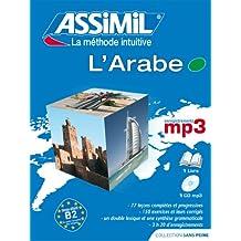 Pack MP3 Arabe (livre+1cd mp3)