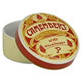 BIA Vintage Camembert-Backform mit Deckel