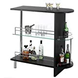 Table bar de cuisine rangement cuisine maison - Table bar de cuisine avec rangement ...