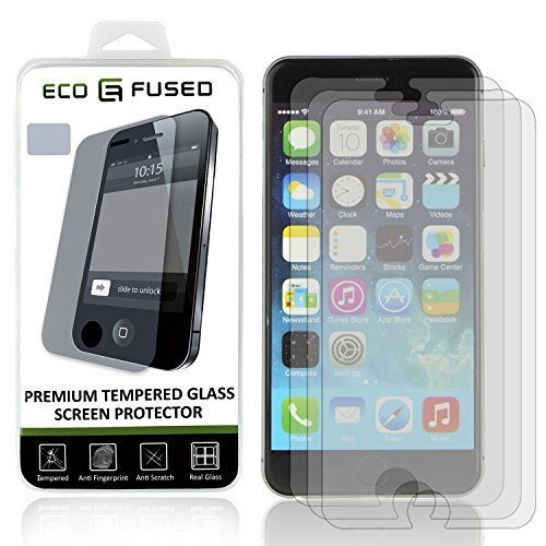 Eco-Fused 1D1TG-IP6-3PC iPhone 6 Plus / 6S Plus -