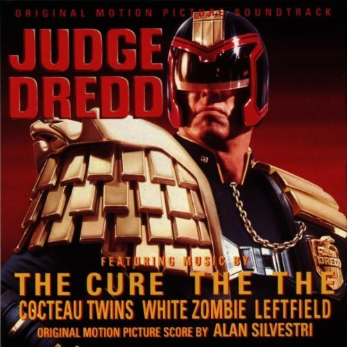Judge Dredd by The Cure