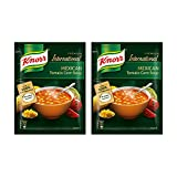#1: Knorr International Corn Soup, Mexican Tomato, 2x52g