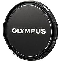 Olympus LC-46 - Tapa de objetivo para M.Zuiko Digital ED 12mm 2.0, negro