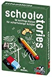 moses. black stories Junior school stories| 50 knifflige Rätsel für Schüler |...