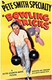 Bowling Tricks Movie Poster (68,58 x 101,60 cm)
