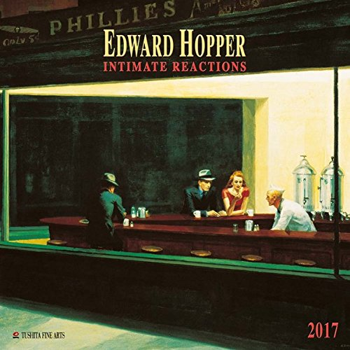 Edward Hopper Intimate Reactions 2017 (Fine Arts)