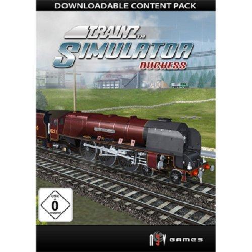 Trainz Simulator 2010 Duchess Addon (englisch)