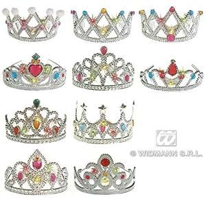 Accessoire deguisement - Couronne Serre tête - Coiffes - Couronne lumineuse princesse