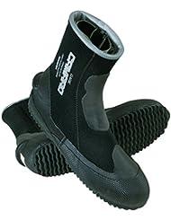 Camaro Tauchfüsslinge Diving Boot Classic - Escarpines de buceo, color Negro, talla 46/47