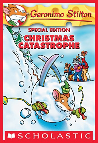 Geronimo Stilton Special Edition: Christmas Catastrophe (English ...