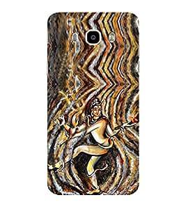 ifasho Designer Phone Back Case Cover Samsung Galaxy J7 (6) 2016 :: Samsung Galaxy J7 2016 Duos :: Samsung Galaxy J7 2016 J710F J710Fn J710M J710H ( Skull Art High Tripping Art Work Tattoo )