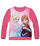 Disney Die Eiskönigin Elsa & Anna Mädchen Sweatshirt - pink - 140