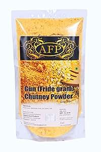 AFP Fried Gram Chutney Powder - 200g + 200g
