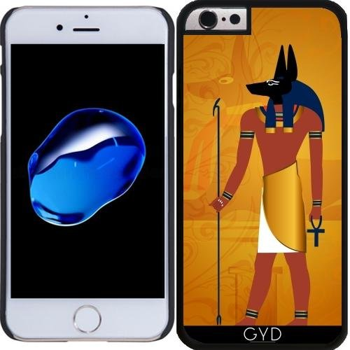 Coque pour Iphone SE - Anubis by nicky2342 Plastique Rigide