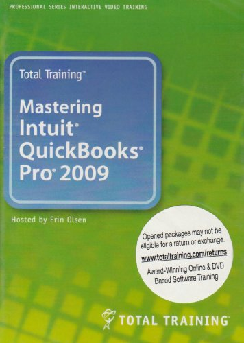 total-training-mastering-intuit-quickbooks-pro-2009-pc-mac-import-anglais