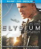 Elysium [Reino Unido] [Blu-ray]