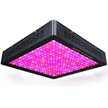 MarsHydro MARS II 1600 LED Grow Lights True Watt 720W-740W Full Spectrum High Penetration Veg & Flower Switchable for Indoor and Greenhouse Plants