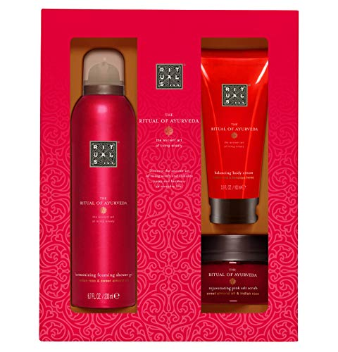 Rituals Cosmetics Whs Discovery Ayurveda Set M G