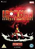 Iron Man: Armored Adventures - Volume 1 & 2 [DVD]