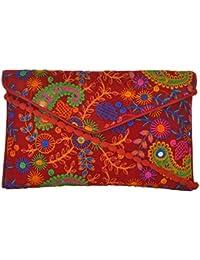 Utsav Women's Multicolour Sling Bag (Utsav 106)