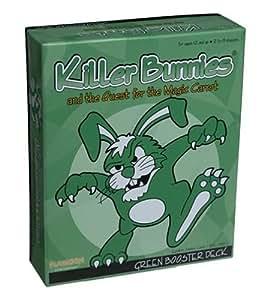 Killer Bunnies Green Booster
