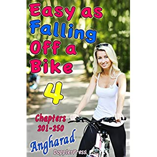 Easy as Falling off a Bike Book 4 (English Edition)