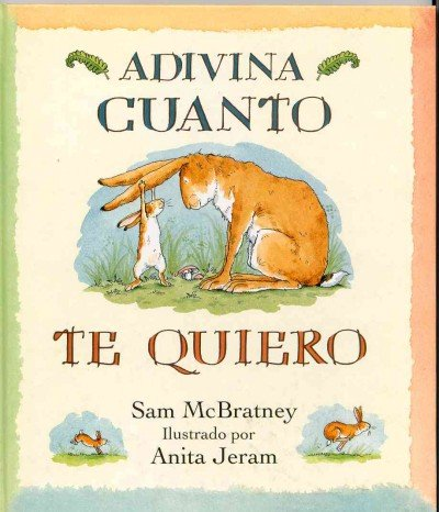 [(Adivina Cuanto Te Quiero)] [By (author) Sam McBratney] published on (September, 2001)