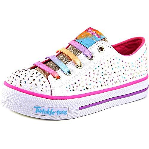 Skechers Twinkle Toes Twirly Toes 10627LWMLT, Basket