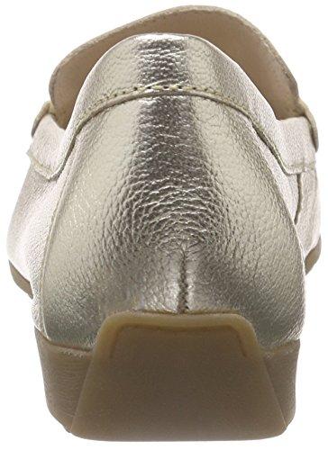 Caprice - 24256, Mocassini Donna Oro (Gold (GOLD 940))