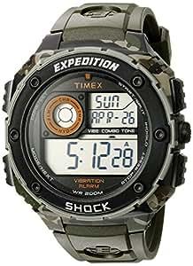 Timex Shock Digital Grey Dial Men's Watch - T49981