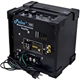 PALCO PLC103 Combo Amplifier with FM and USB Support (Black)