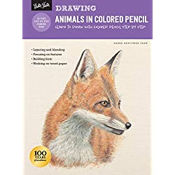 Drawing: Animals in Colored Pencil (How to Draw & Paint)