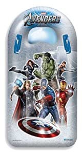 Avengers Mondo 16306 Marvel The Bodyboard Hinchable (110 x 55 cm)