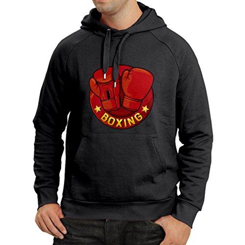lepni.me Hoodie Boxing - MMA, Kickboxing, Box Gloves