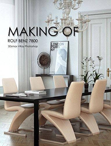 Making of - VRay Interior Scene (English Edition) eBook