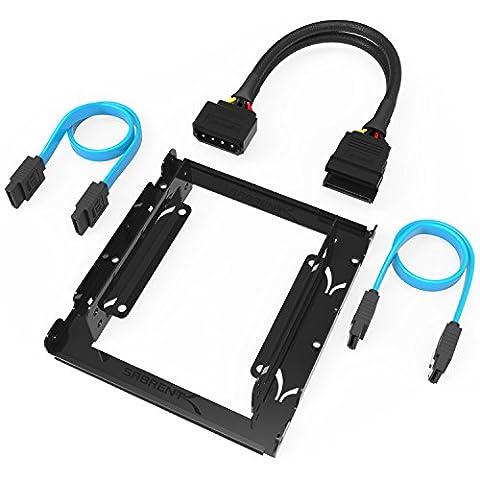 Sabrent 3,5 pouces à x2 SSD / Kit de montage