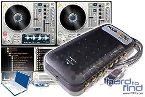 Carte son externe MixVibes U-Mix 44